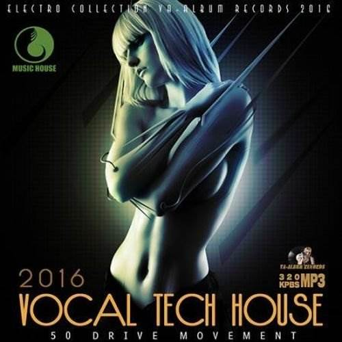 Vocal Tech House: Party September (2016)