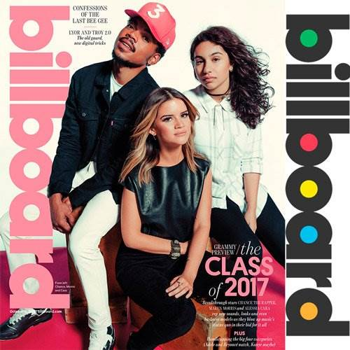 Billboard Hot 100 Singles Chart 05.11.2016 (2016)