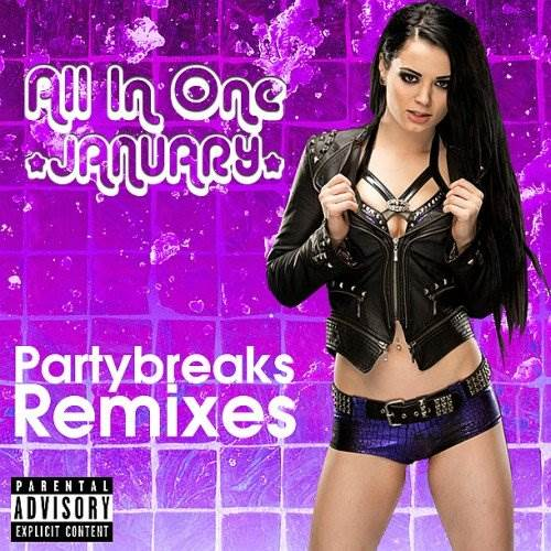 Partybreaks and Remixes - All In One January 001 (2017)