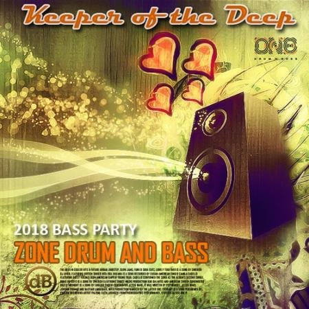 Keeper Of The Deep: Zone Drum And Bass (2017)