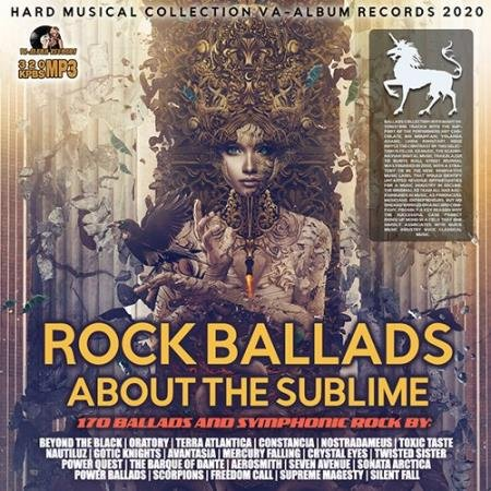 Rock Ballads About The Sublime (2020)