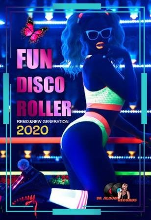 Fun Disco Roller: October Set (2020)