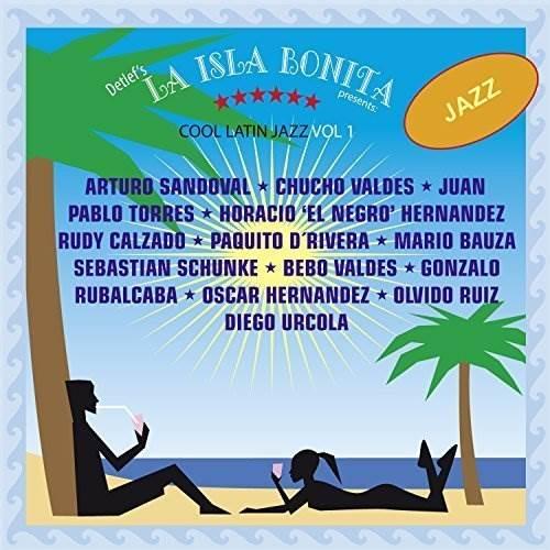Cool Latin Jazz Vol.1 (2017)