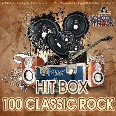 Hit Box 100 Classic Rock (2017)