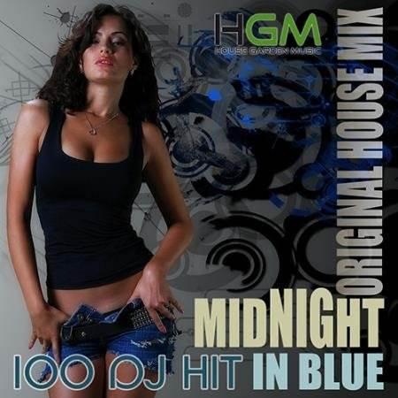 Midnight In Blue: Original House Mix (2017)