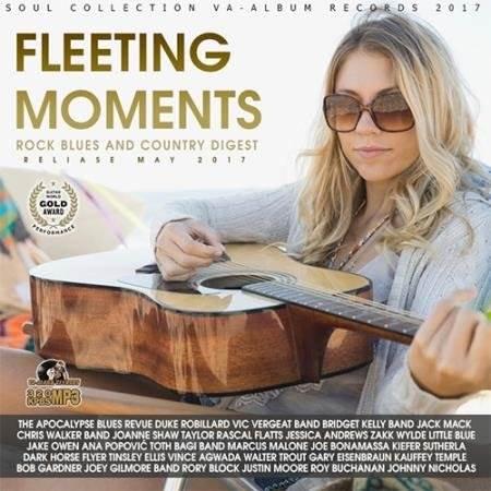 Fleeting Moment: Dream Blues Compilation (2017)