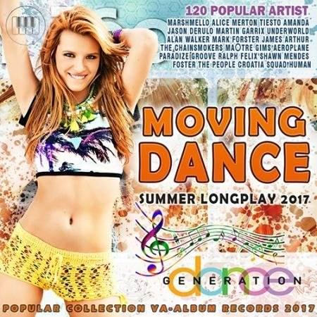 Moving Dance: Summer Longplay (2017)