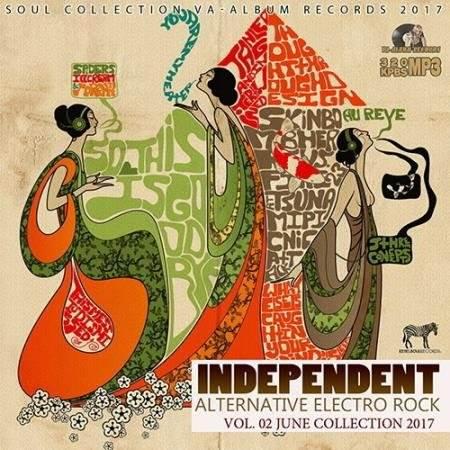 Independent Alternative Electro Rock Vol. 02 (2017)