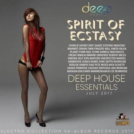 Spirit Of Ecstasy: Deep House Essentials (2017)