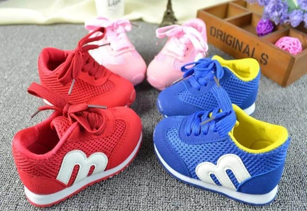 Доступная спортивная обувь для детей от производителя