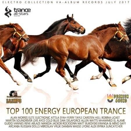 Top 100 Energy European Trance (2017)