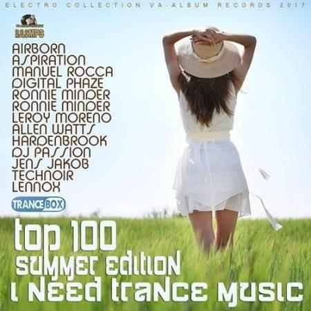 I Need Trance Music: Summer Edition (2017)