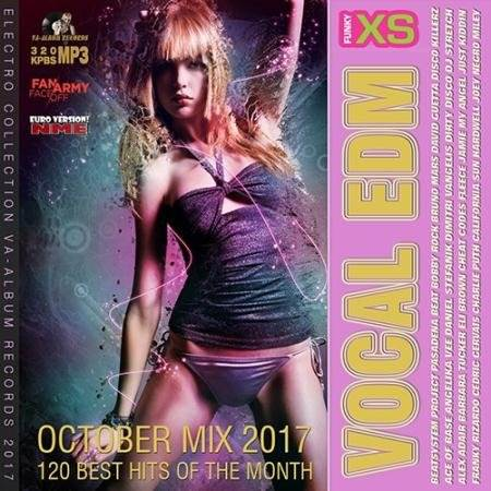 Vocal Electro Dance Music (2017)