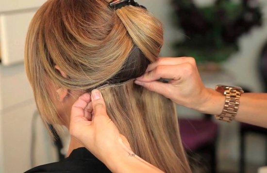 Можно ли покрасить нарощенные волосы: советы специалистов