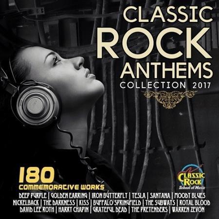 Classic Rock Antems (2017)