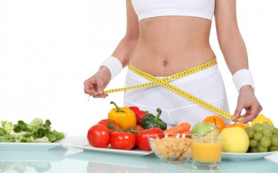 Правила питания при похудении