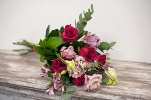 Букет роз в Рязани