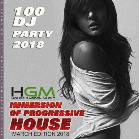 Imerssion Of Progressive House (2018)