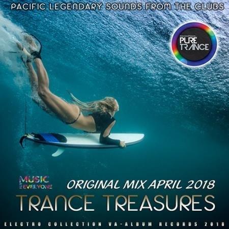 Trance Treasures: Pacific Legendary Sounds (2018)