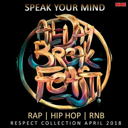 All Day Breack Fast: Respect Collection April (2018)