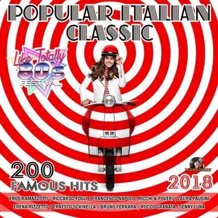 Popular Italian Disco Classic (2018)