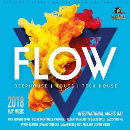 Flow: Deep Tech House Collection (2018)