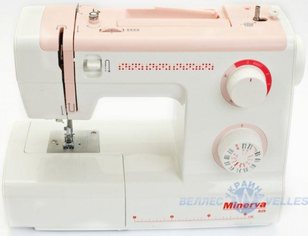 Электромеханическая швейная машинка Minerva B29