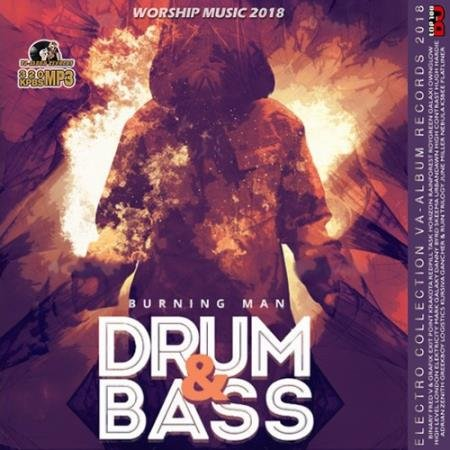 Burning Man: Drum And Bass Compilation (2018)