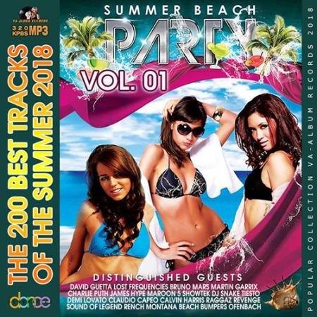 Summer Beach Party Vol. 01 (2018)