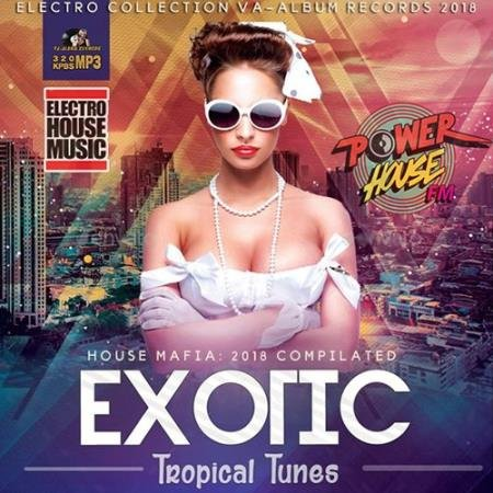 Exotic Tropical Tunes (2018)