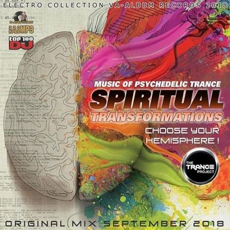 Spiritual Transformations (2018)