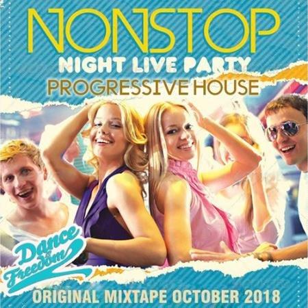 Nonstop Night Live Party: Progressive House (2018)