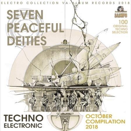 Seven Peaceful Deities: Techno Electronic Set (2018)