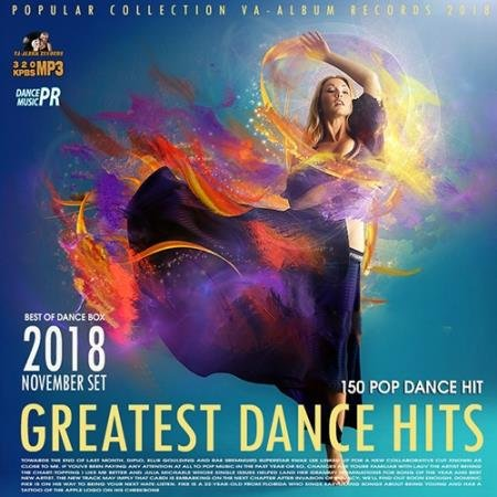 Greatest Dance Hits (2018)