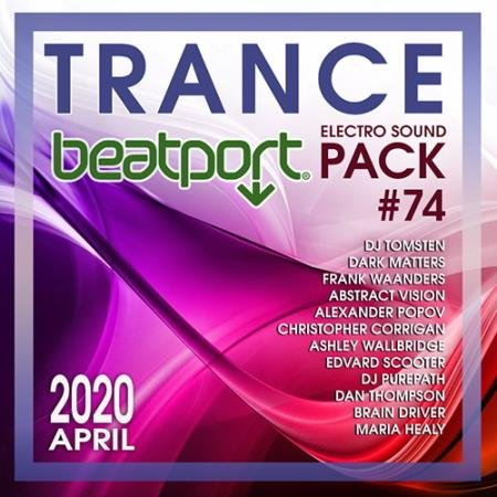 Beatport Trance: Electro Sound Pack #74 (2020)