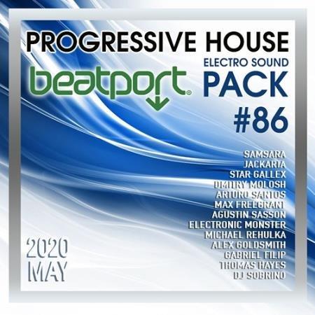 Beatport Progressive House: Electro Sound Pack #86 (2020)