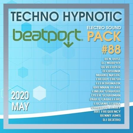 Beatport Techno Hypnotic: Sound Pack #88 (2020)