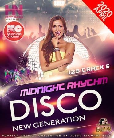 Midnight Rhythm Disco: New Generation (2020)