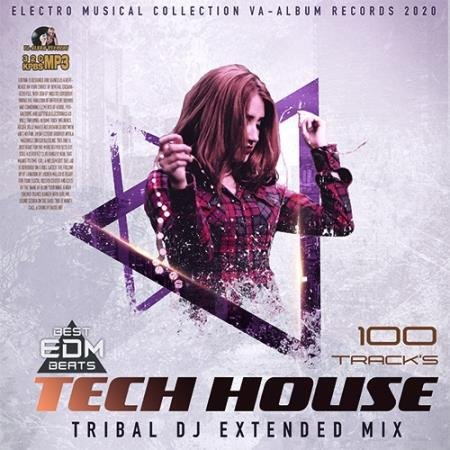 Tribal DJ Tech House (2020)