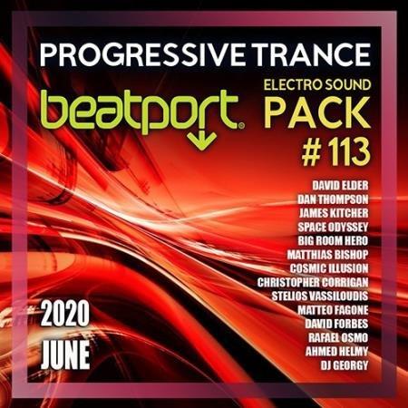 Beatport Progressive House: Electro Sound Pack #113 (2020)