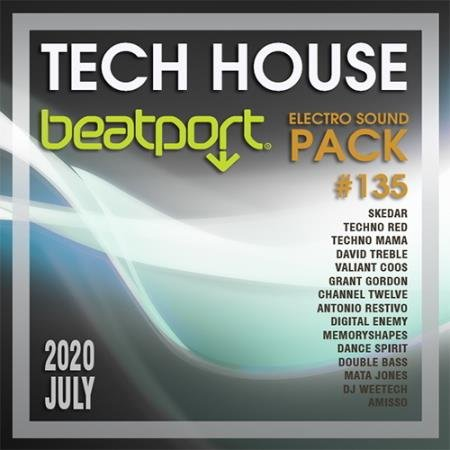 Beatport Tech House: Electro Sound Pack #135 (2020)