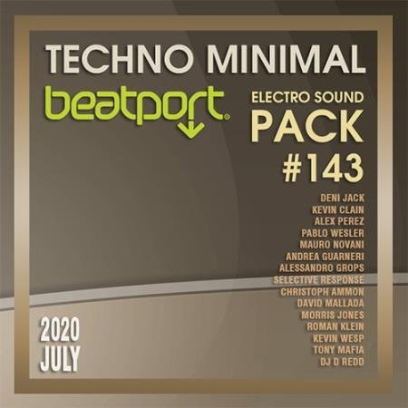 Beatport Techno Minimal: Electro Sound Pack #143 (2020)