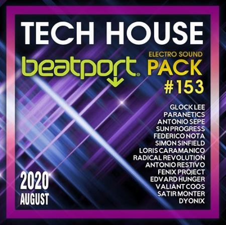Beatport Tech House: Electro Sound Pack #153 (2020)