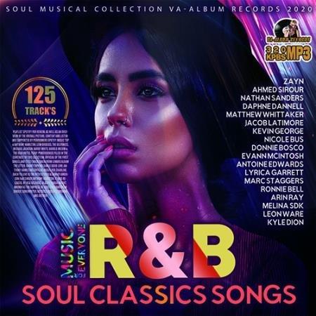 RnB Soul Classics Songs (2020)