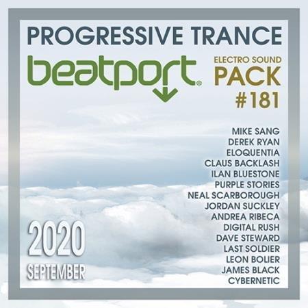 Beatport Progressive Trance: Electro Sound Pack #181 (2020)