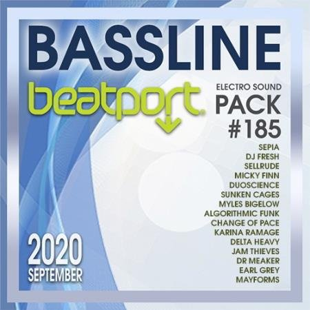 Beatport Bassline: Sound Pack #185 (2020)