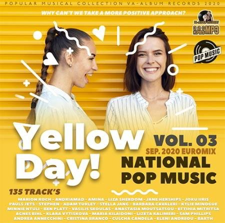 Yellow Day: National Pop Music Vol.03 (2020)