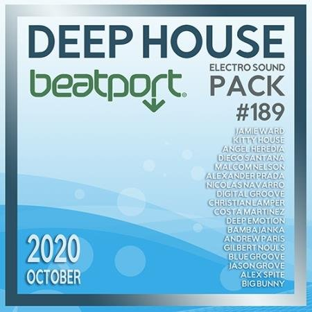 Beatport Deep House: Electro Sound Pack #189 (2020)