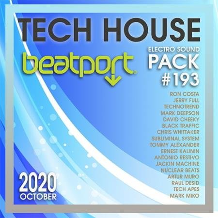 Beatport Tech House: Electro Sound Pack #193 (2020)