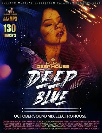Deep Blue: Pure Deep House (2020)